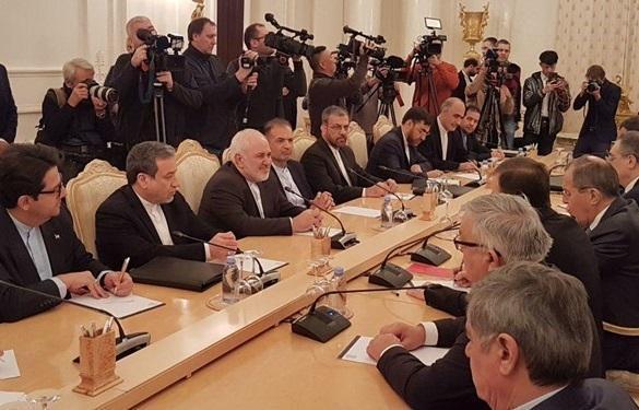 گفتگوی وزرای خارجه ایران و روسیه در مسکو
