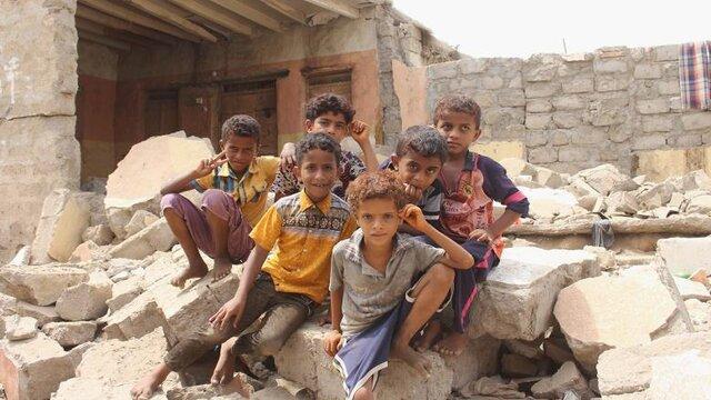 از درگیری و جنگ به بچه ها نگویید