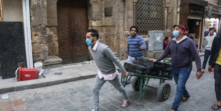 العربی الجدید: مصر درباره آمار واقعی مبتلایان به کرونا مخفی کاری می کند