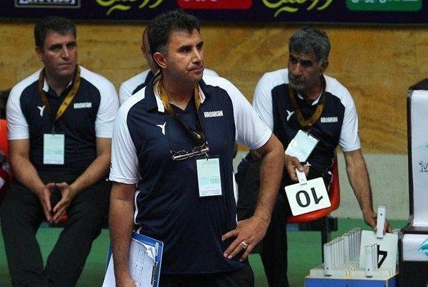 شرایط برای مربی ایرانی فراهم نیست، ویژگی مربی خارجی برای والیبال