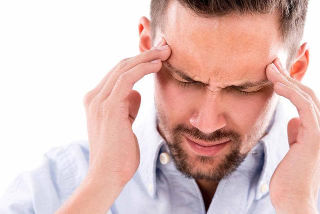 درمان فوری سردرد