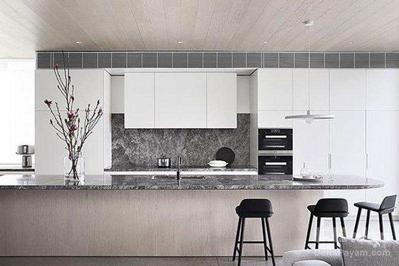 دکوراسیون آشپزخانه مینیمال چگونه است؟