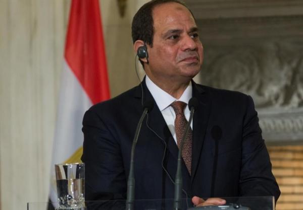 مصر، السیسی: بحران به وجود آمده در سوئز انتها یافت