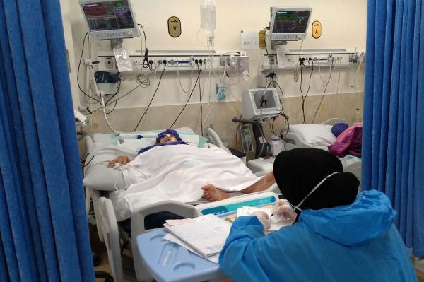 خبرنگاران 753 بیمار مبتلا به کرونا در مراکز درمانی کرمانشاه بستری هستند