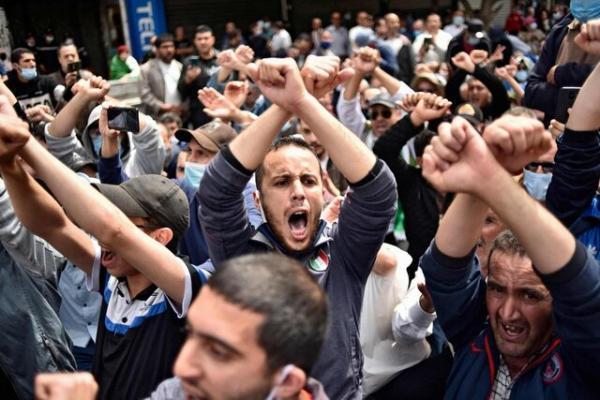 درخواست 82 سازمان از شورای حقوق بشر برای توقف سرکوب ها در الجزایر