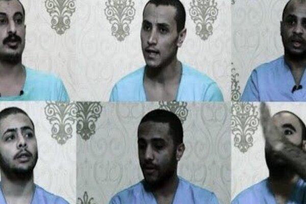 صدور حکم اعدام برای 5 جاسوس انگلیسی