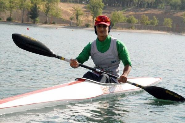 برنامه قایقران کرمانشاهی در پارالمپیک اعلام شد